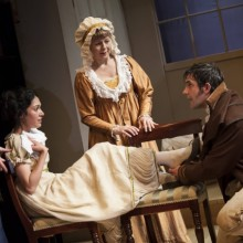 Sally Scott Stars in the Watermill's Sense and Sensibility