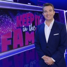 Bradley Walsh hosts 'Keep It In The Family' on ITV from this Sunday 26th October.