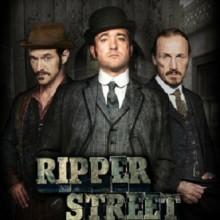 'Ripper Street' Is Back with the wonderful Matthew Macfadyen as Detective Inspector Edmund Reid