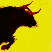 Adam James has started 2015 with a bang as he stars in 'Bull' at the Young Vic.