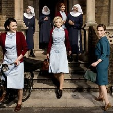 Sunday night favourite 'Call The Midwife' returns with Helen George on 18th Jan