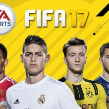 """Lewis Reeves Knocks It Into The Back Of The Net As """"FIFA 17″ Hits Stores On 29th Sept 2017"""