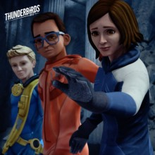 """Taj Atwal Is Back As Madeleine Lemaire In """"Thunderbirds Are Go"""" On Saturday 3rd Dec At 4pm"""