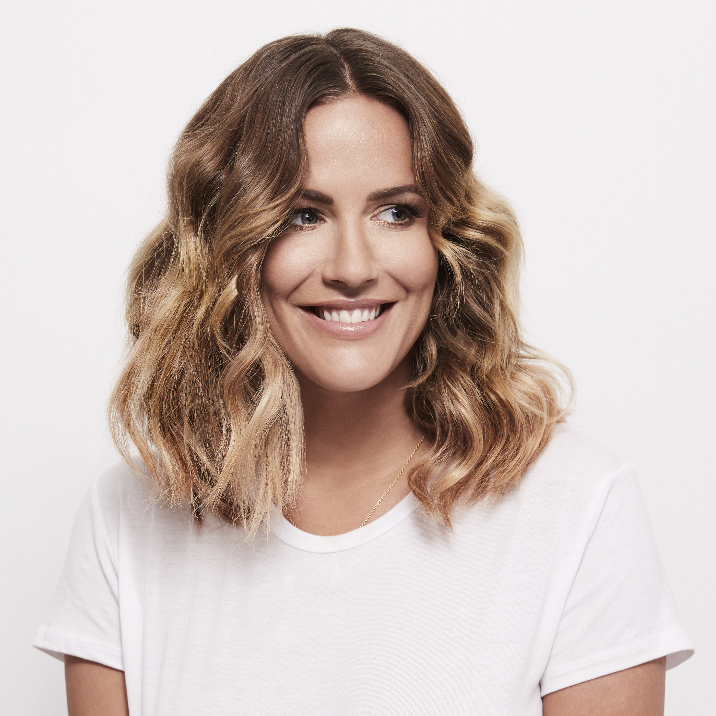Caroline Flack Joins Loud And Clear Voices!