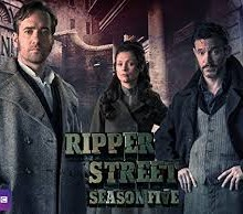 'Ripper Street' Is Back With Matthew Macfadyen Reprising His Role As Edmund Reid BBC Two