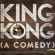 The Fantastic Brendan Murphy stars in 'King Kong (A Comedy)' now showing at The Vaults in London.