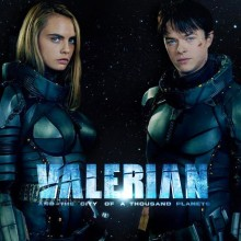 'Gavin Drea' Stars As Sergeant Cooper In 'Valerian And The City Of A Thousand Planets' Which Makes Its Way To UK Cinemas On August 1st.