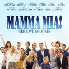 Mamma Mia! Here We Go Again with Josh Dylan as the young Bill is in cinemas now!