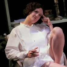 Charlotte Hamblin is riveting as 'Miss Julie'