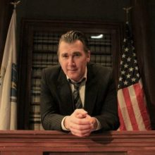 Ian Kelsey stars in powerful courtroom drama 'The Verdict'
