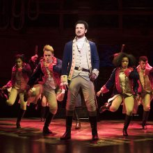 Don't miss Jamael Westman as Alexander Hamilton in multi-award winning 'Hamilton'