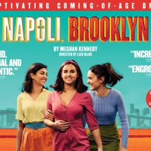 'Napoli, Brooklyn' has arrived at the Park Theatre starring Georgia May Foote