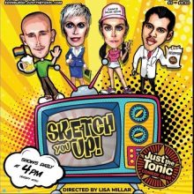 EDINBURGH FRINGE……See Peter Caulfield in 'Sketch You Up!'