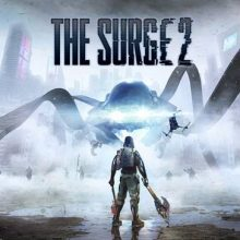 Crystal Clarke & Adam James are in exciting new game 'The Surge 2'