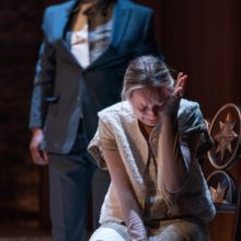 Alexandra Dowling is in Mike Bartlett's 'Vassa' at The Almeida