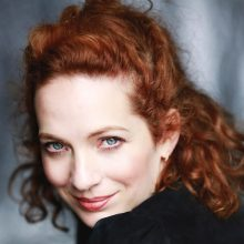 Katherine Parkinson is in Marie Curie biopic 'Radioactive'