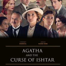 Don't miss Crystal Clarke in 'Agatha and the Curse of Ishtar'