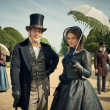 See Adam James in ITV's new six-part drama 'Belgravia'