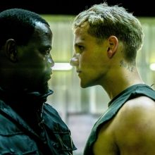 Josh Dylan stars in the much anticipated adaptation of Malorie Blackman's 'Noughts + Crosses'