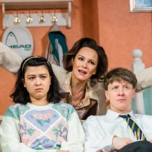 Don't miss Isabella Laughland in 'Love Love Love' at the Lyric Theatre