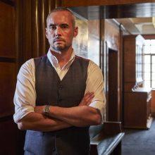 See Steve John Shepherd in BBC1's crime drama 'London Kills'