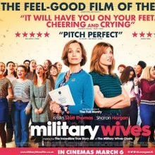 Make sure you see Emma Lowndes in British feel-good film 'Military Wives'