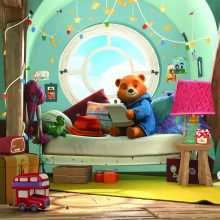 Catch Noel Clarke in brand new 'The Adventures of Paddington' on Nick Jr