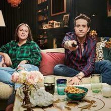 Nick Grimshaw is back on the Celebrity Gogglebox Sofa