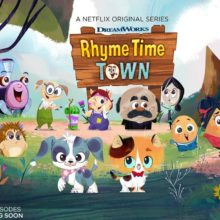 Loud & Clear's Voice Talent star in New DreamWorks Animation 'Rhyme Time Town'