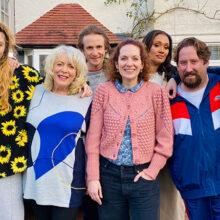 Katherine Parkinson stars in  new sitcom 'Pandemonium'