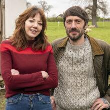 Watch Tom Meeten in the 'Motherland' Christmas Special
