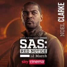 Catch Noel Clarke in intense action thriller 'SAS: Red Notice'