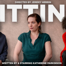 Watch Katherine Parkinson in self-penned BBC4 special 'Sitting'