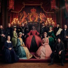 Isabella Laughland & Jamael Westman star in new mini-series 'Anne Boleyn'