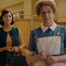 Watch Charlotte Hamblin in Sunday night favourite 'Call the Midwife'