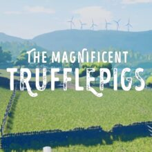 The Magnificent Trufflepigs starring Luci Fish hits PC & Nintendo on June 3!