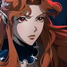 Netflix's anime hit 'Castlevania' has returned with Jessica Brown Findlay for a fourth season