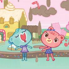 Tallulah Conabeare stars in new Cbeebies animation 'Tish Tash'
