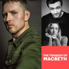 See Ross Anderson in 'The Tragedy of Macbeth' at the Almeida Theatre